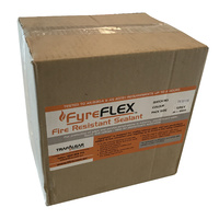 Trafalgar Fyre-Flex Sealant - BOX of 20 GREY CARTRIDGES