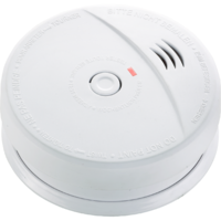 Photoelectric Smoke Detector 9v Battery Only