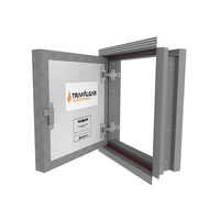 Fire Rated Wall access panels -2 hour wet wall frame