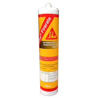 Sika Firerate Grey Sealant 310ml Cartridge