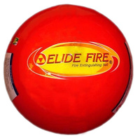 The Fire Ball by ELIDE FIRE