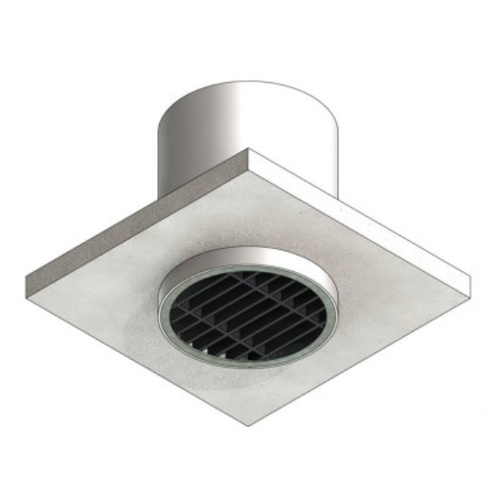 Trafalgar Wombat Intumescent Fire Damper - Ceiling Systems TYPE CM3
